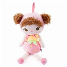 METOO CUTE STUFFED CARTOON ANIMAL DESIGN BABIES PLUSH TOY DOLL FOR KID