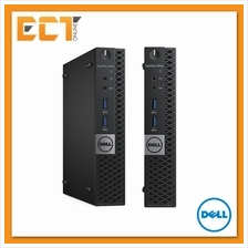 Dell Optiplex 3046 MFF Desktop (i5-6500T,500GB,4GB,HD530,W10P)