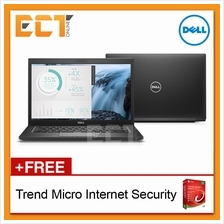 Dell Latitude 7280 Business Class Notebook (i5-6300U,128GB SSD,8GB,12.5FHD,W1