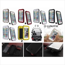 iPhone 8 8 Plus LUNATIK Extreme Protection Waterproof Case Cover