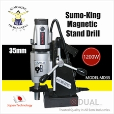 SUMO KING 35mm Magnetic Dril c/w Drill