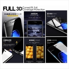iPhone 6 6S 7 8 Plus REAL SUPER FULL 3D Curved Fit 2.5D Tempered Glass