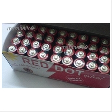 RED DOT Extra AAA SIZE 40 PIECES BATTERIES BOXED WAREHOUSE SALES