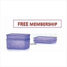 Tupperware Festive Stor N Serve (4 pcs) Free Membership
