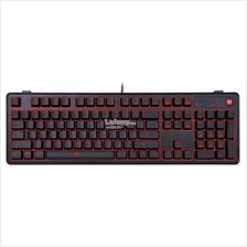 THERMALTAKE TT ESPORTS MEKA PRO CHERRY BLUE KEYBOARD