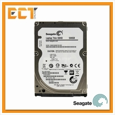 Seagate 500GB 2.5 ST500LM000 64MB Cache SATA 6Gb/s Internal Notebook Thin Gam