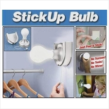 1 SET Revolutionary Wireless Stick Up Bulb, AS SEEN ON TV , Grab it