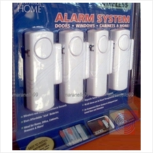 INNOVAGE HOME: 4 Units Door/Window Wireless Alarms 4 Protection