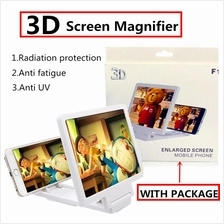 New HD Fordable Screen Magnifier, Enlarge Screen Phone Holder Bracket