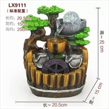 FENG SHUI WATER FOUNTAIN 9111 TABLE TOP WATER FEATURES DECORATION