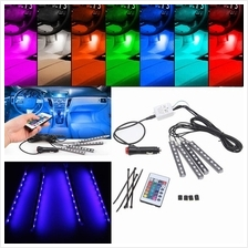 4 in 1 Wireless Control Car LED Colorful lights decorative lights