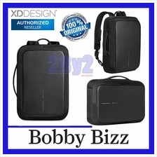 Original Bobby XDDesign XD Design Bizz Anti-theft Backpack & Briefcase