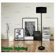 Dream Lighting Floor Lamp / Black