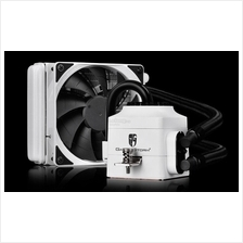 DEEPCOOL CAPTAIN 120 EX WHITE AIO WATERCOOLING