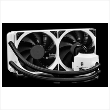 DEEPCOOL CAPTAIN 240 EX WHITE RGB AIO WATERCOOLING