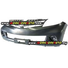 Toyota Avanza 1.5 2012 Front Bumper With Moulding Hole