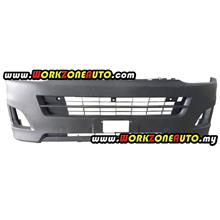 Toyota Hiace KDH200 Narrow 64 Body 2010 Front Bumper With Center Mesh