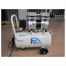 FA Advance 750W 24L Oil-Free Low Noise Air Compressor