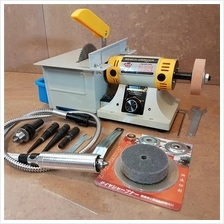 6 Multi-Function Mini Table Saw and Grinder ID: B0041