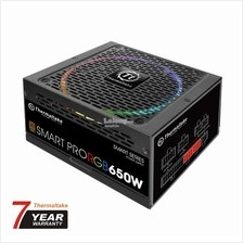 THERMALTAKE SMART PRO RGB 650W 80PLUS BRONZE FULL MODULAR POWER SUPPLY