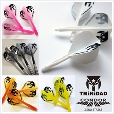 CONDOR Flight ZERO STRESS - Trinidad Logo - ORANGE - [STANDARD]
