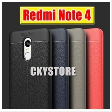 XIAOMI Redmi Note 4 4X Anti-fingerprint Shockproof Slim Case