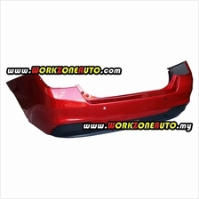 Rejected Proton Saga 2016 Rear Bumper With Defect Paint Random Colour