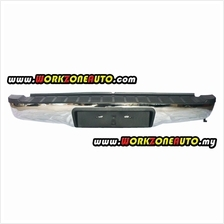 Toyota Hilux Vigo KUN25 2005 Rear Bumper With 1 License Lamp Hole