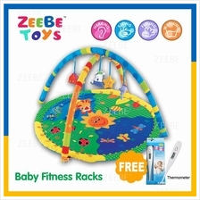 ZEEBE Large Baby Play Soft Gym Soft Mat Toy Travel Sun Design