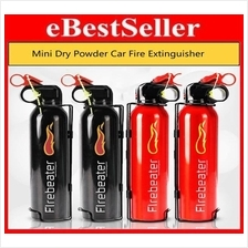 Portable Fire Extinguisher Dry Powder Type A B C Pemadam Api Kereta