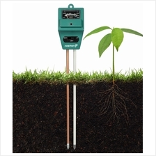 3 In 1 Soil Tester Meter for Garden Lawn Plant Pot MOISTURE LI