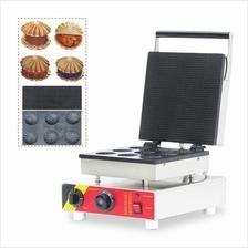 Waffle Shell Maker Machine