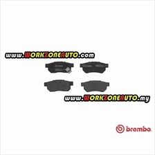 Brembo P28017S Honda Civic SR4 VTI City TMO Jazz TFO Rear Brake Pad