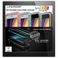 ★ LifeProof NEXT Environmental proof case iPhone 8 Plus / 7 Plus
