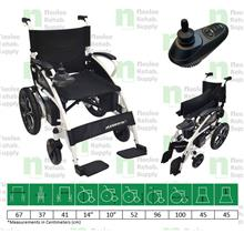 [Neolee] Heavy-Duty Electric Wheelchair