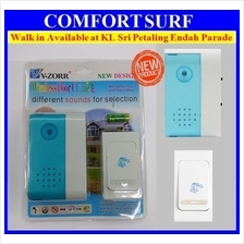 V-Zorr Wireless Door Bell - High Distance Door Bell Wireless No Wiring