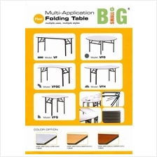 Banquet IBM Table Rectangle 6Ft(L)X2Ft(W)X2.5Ft(H) MOQ 2 Units