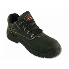 Safety Shoes Rhino Low Cut Lace Up Black TP3100SP