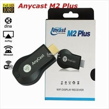 Anycast M2 PLUS Wi-Fi Display Chromecast Miracast TV Dongle