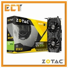 Zotac Geforce GTX 1070 Ti AMP Edition 8GB GDDR5 256Bit PCI-E Graphic C