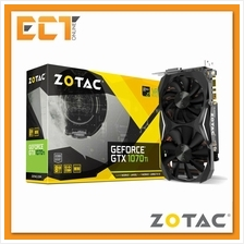 Zotac Geforce GTX 1070 Ti Mini Edition 8GB GDDR5 256-Bit PCI-E Graphic