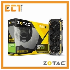 Zotac Geforce GTX 1070 Ti AMP Extreme Edition 8GB GDDR5 256-Bit PCI-E