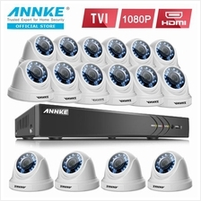 ANNKE 2MP 1080P HD 16 Dome Cameras NO HDD Included CCTV DVR
