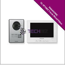 Panasonic VL-SF70BX 7-inch Wired Video Intercom System(4-wire system)