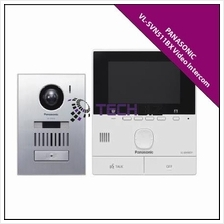 Panasonic VL-SVN511BX Video Intercom System(5' Colour TFT Screen)