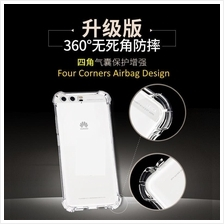 Transparent TPU Case For Huawei Honor 6A 7X Ready Stock