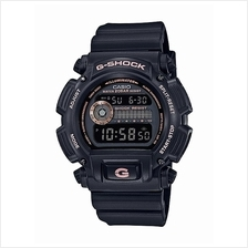 Casio G-Shock Rose Gold Accents DW-9052GBX-1A4