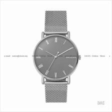 SKAGEN SKW6428 Men's Signatur 3-hand Interchange Mesh SS Bracelet Grey