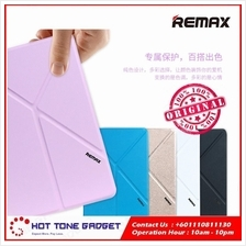Remax iPad Mini 2 3 4 Transformer Multi Fold Stand Case Leather Cover