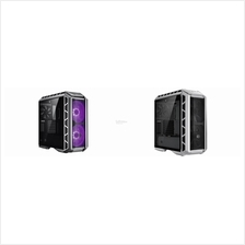 # Cooler Master H500P ATX Mid Tower Case with 2 RGB Fans #